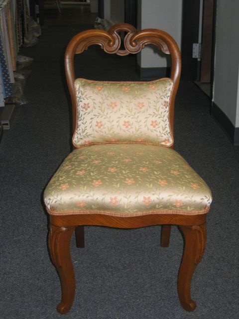 dining room chair with back cushion