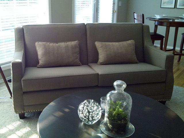 sofa redesigned